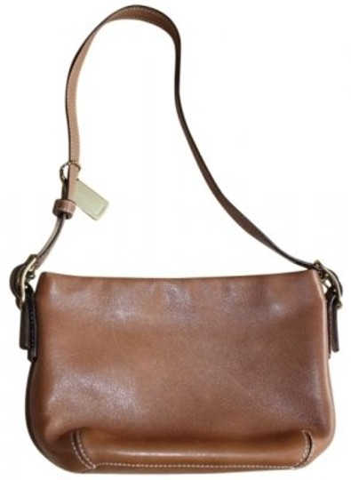Preload https://item3.tradesy.com/images/coach-mini-brown-leather-baguette-36212-0-0.jpg?width=440&height=440