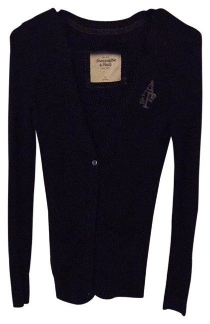 Preload https://item1.tradesy.com/images/abercrombie-and-fitch-cardigan-navy-3621250-0-0.jpg?width=400&height=650