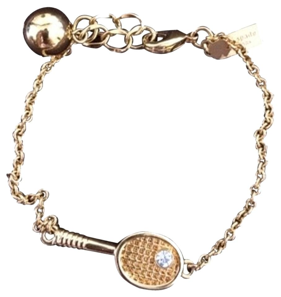 Kate Spade Match Point Tennis Bracelet