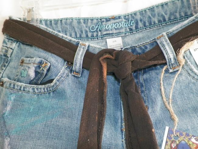Other Affordable Fashions Cheap Cloths Capri/Cropped Denim-Distressed