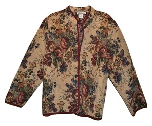 Sarengetti Tapestry Mixed Floral Jacket