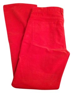 J.Crew Boot Cut Pants coral