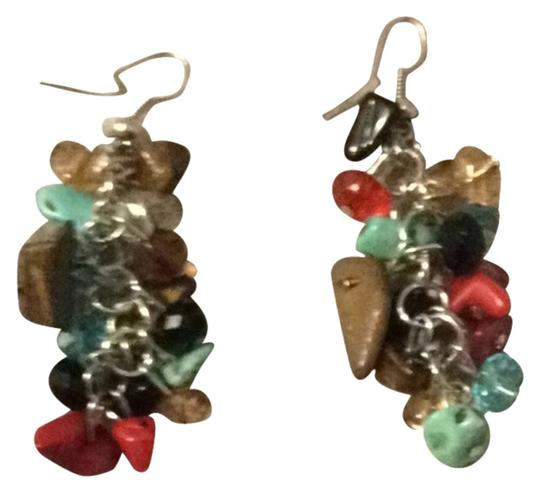 Other Stainless Stone Earrings