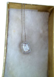 Other Rhinestone silver necklace