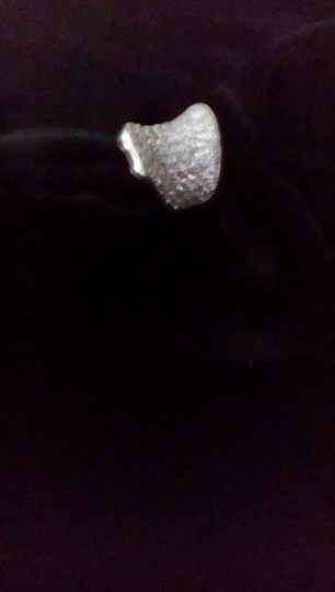 Vanna K BRAND NEW Vanna K Sterling Silver and 4.95 ctw Pave Ring Sz 7