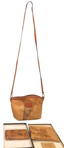 Alviero Martini Vintage Designer Cross Body Bag