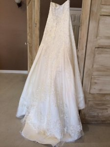 Oleg Cassini Cwg394 Wedding Dress