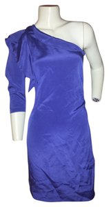 Diane von Furstenberg Cobalt One Cocktail Size 2 Dvf Dress