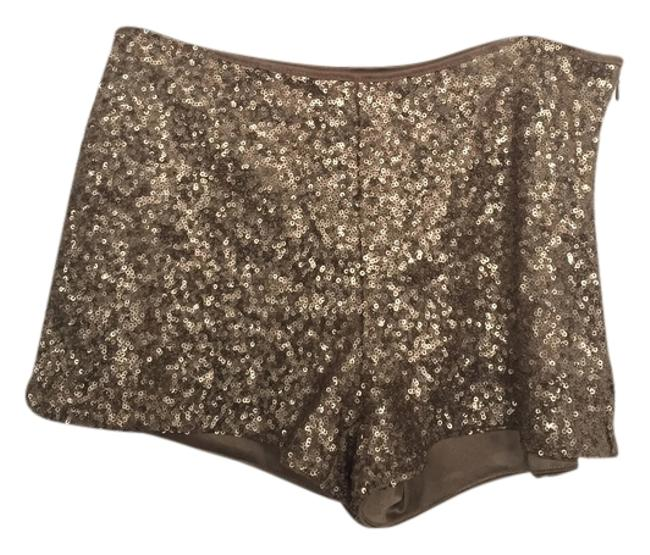 Item - Gold Shorts Size 4 (S, 27)