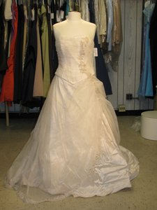Demetrios Cr127 (mr-2) Wedding Dress