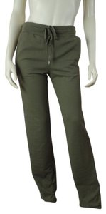 Ralph Lauren Ralph Lauren Active Pants Size XS NEW Olive Green Cotton Poly Elastane Stretch Drawstring COMFY!