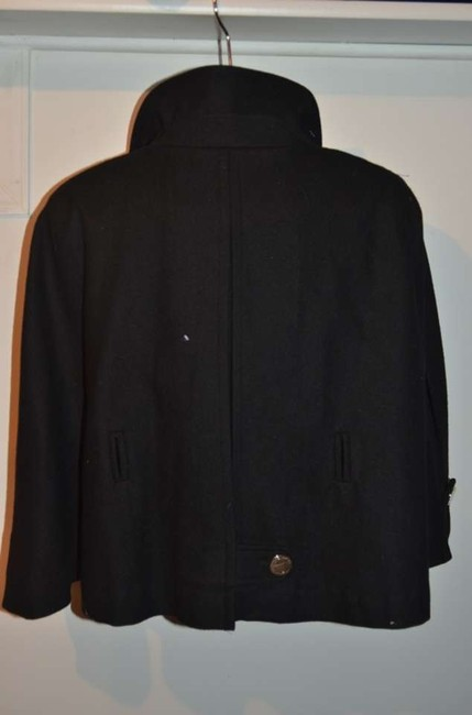 Express Stylish From Wool Blend Fully Lined Size L Glamerous Addition To Any Outfit Cape