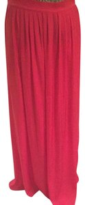 BCBGMAXAZRIA Skirt Hot Pink