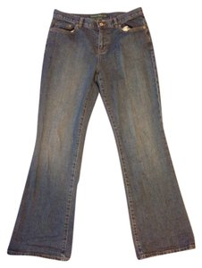 Ralph Lauren Denim Straight Leg Jeans-Medium Wash