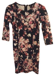 H&M short dress Floral Print on Tradesy