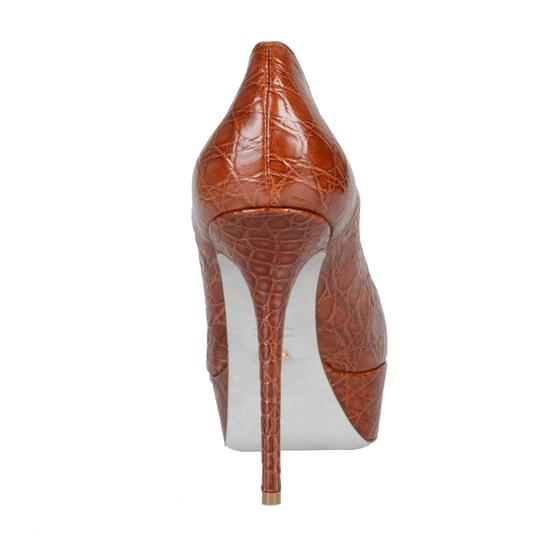 Sergio Rossi Brown Pumps