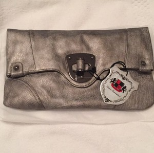 Urban Expressions Pewter Clutch