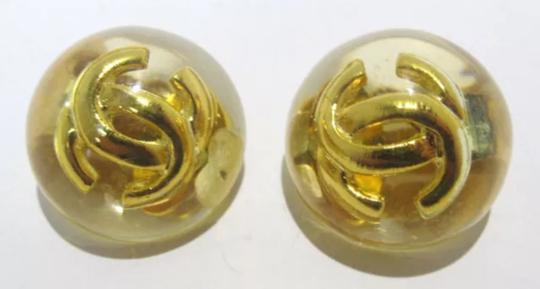 Chanel Authentic Vintage Chanel Clip-on Earring From 1980s