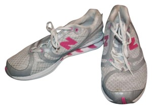 New Balance Pink/White Athletic