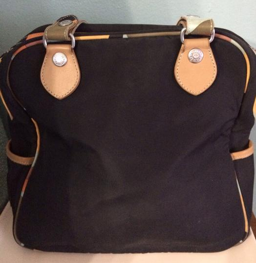 Kipling Tote in Black With Hints Of Multicolors