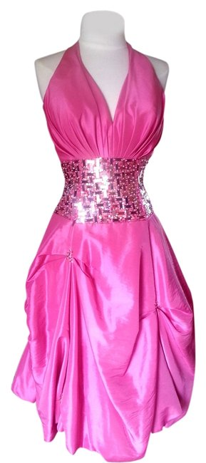 Preload https://item2.tradesy.com/images/cinderella-divine-pink-style-1023-mid-length-cocktail-dress-size-8-m-3630796-0-0.jpg?width=400&height=650