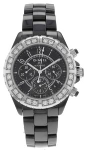Chanel J12 Automatic Ceramic Chronograph Rare Limited Edition