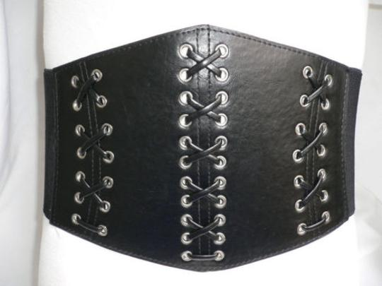 Other Women Wide High Wiast Chic Black Fashion Corset Belt 30-42