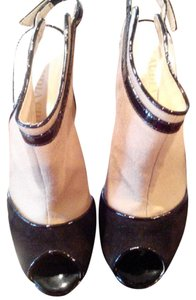 Claudia Ciuti Black/Sand Platforms