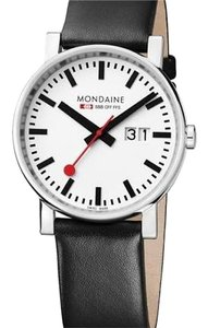 Mondaine Mondaine Evo 30mm Ladies Official Railways Watch