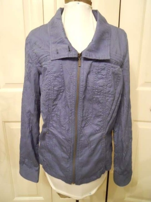 Coldwater Creek Top denim blue