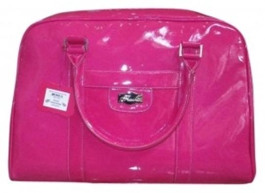 Flaunt by Faith Nicole pink Travel Bag