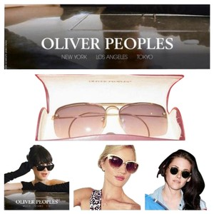 Oliver Peoples Oliver Peoples Rimless Sunglasses