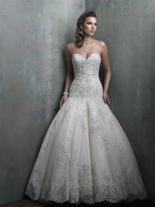 Allure Bridals C301 Wedding Dress