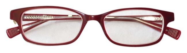 Item - Red Prescription Ruby Glasses Sunglasses