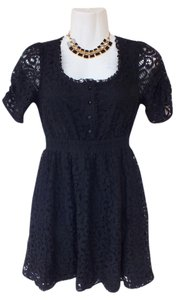 Forever 21 short dress black Lace on Tradesy