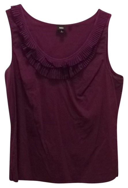 Mossimo Supply Co. Top Cranberry