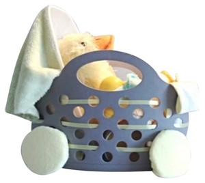 Other 20pc Kidz Couture Girl's Ducky Baby Carriage Gift Centerpiece