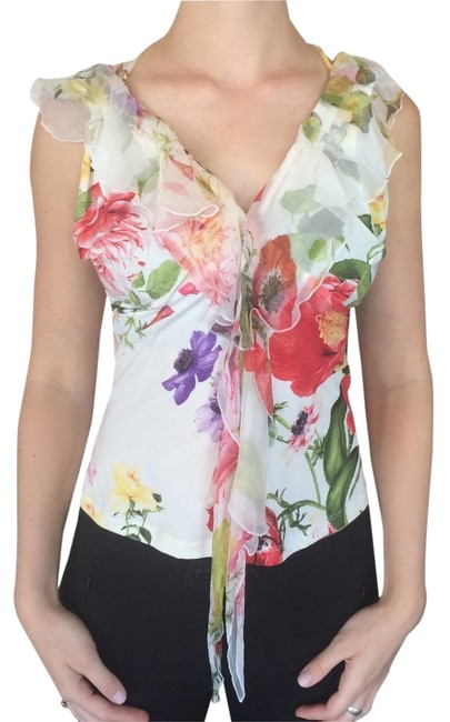 Preload https://item5.tradesy.com/images/roberto-cavalli-multi-color-european-floral-blouse-size-6-s-3635344-0-0.jpg?width=400&height=650