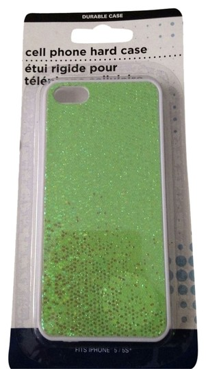 Preload https://item3.tradesy.com/images/case-logic-sparkly-lime-green-iphone-5-hard-tech-accessory-3635392-0-0.jpg?width=440&height=440
