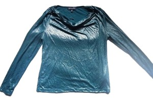 Jones New York Metallic Tunic