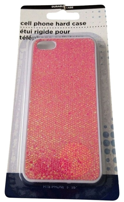 Item - Sparkly Pink Iphone 5 Hard Tech Accessory