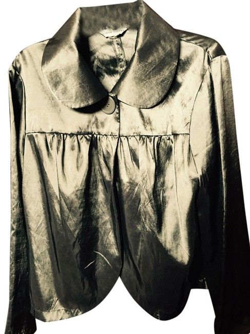 Other Funky Silver Lame' Jacket