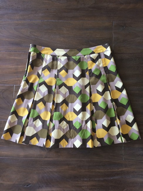 Marc Jacobs Skirt Multi Color