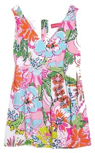 Lilly Pulitzer for Target Top Pink, and multicolor