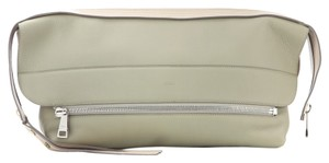 Chloé light green and cream Clutch