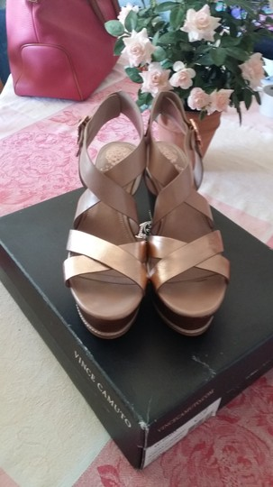 Vince Camuto Nude Pink Sandals