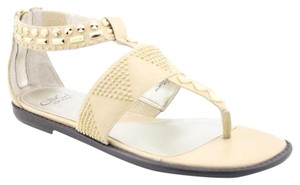 Joan & David Light Natural Sandals