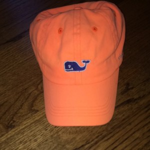 7cebc58a3852c Vineyard Vines Vineyard Vines Neon Orange Ball Cap
