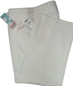 Old Navy Capri/Cropped Pants White