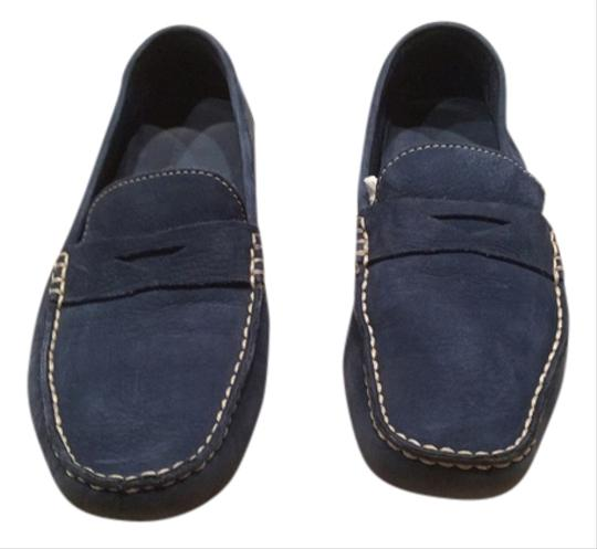 Cole Haan Denim blue suede Flats